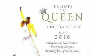 Queen maj 2016